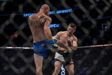 MMA: UFC 202-Story vs Corrine
