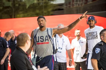 Basketball: USA Basketball training