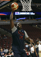 Basketball: USA Basketball Team Training