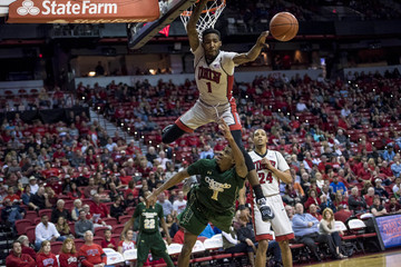 NCAA Basketball: Colorado State at UNLV
