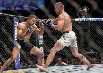 MMA: UFC Fight Night-Saffiedine vs Story