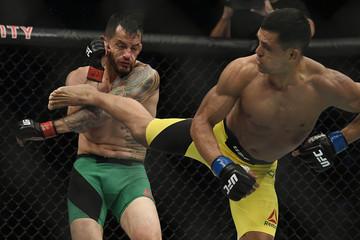 MMA: UFC Fight Night-Silva de Andrade vs Briones