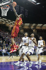 NCAA Basketball: Iowa State at Kansas State
