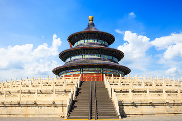 Temple of Heaven in Beijing,chinese cultural symbols