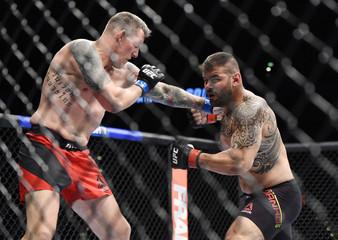 MMA: UFC Fight Night-Danho vs Colombo