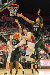 NCAA Basketball: Colorado at Stanford