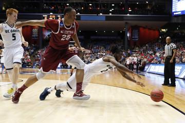 NCAA Basketball: NCAA Tournament-First Four-NC Central vs UC Davis