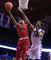 NCAA Basketball: St. John at DePaul