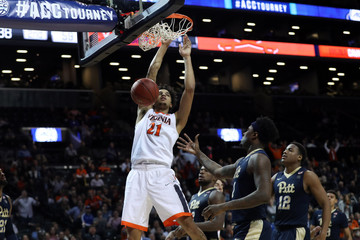 NCAA Basketball: ACC Conference Tournament-Virginia vs Pittsburgh