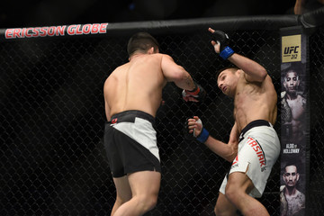MMA: UFC Fight Night-Munhoz vs Stasiak