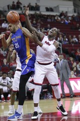 NCAA Basketball: San Jose State at Fresno State