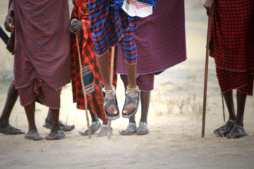 Masai jump
