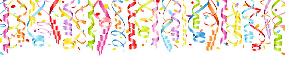 Banner Streamers & Confetti Color