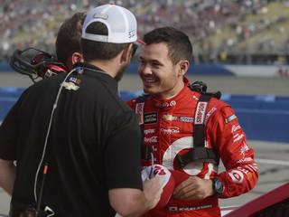 NASCAR: Auto Club 400-Qualifying