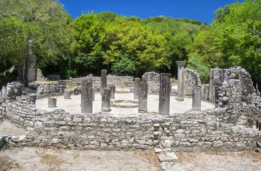 Das Baptisterium von Butrint, Albanien. 17170.jpg
