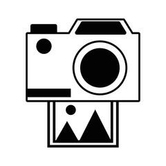 contour camera technology with digital photo image