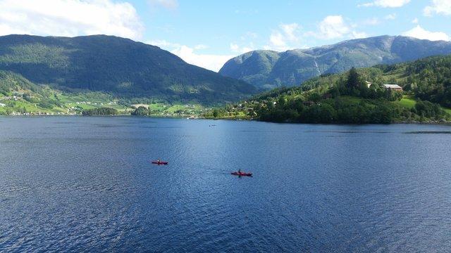 Ulvik, Norwegen