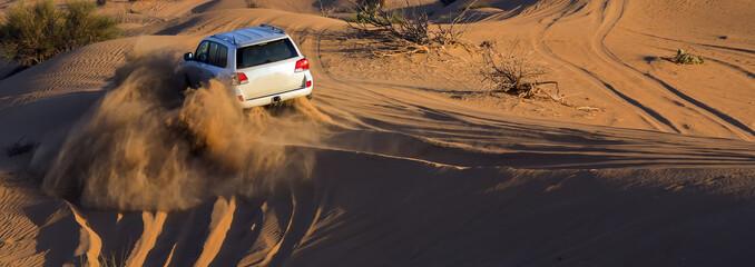off-road car Desert Safari