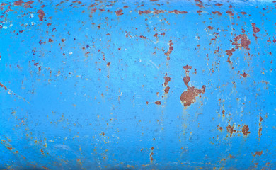 Texture Metal Pipe Tube Steal Door Container  Background Wall Wallpaper Ground Rough Dirty Grunge Destroyed Distorted Eroded Old Retro Vintage Decorative Rusty Blue Line Rip Close Up Graphic Design