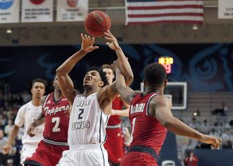 NCAA Basketball: Western Kentucky at Rice