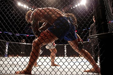 MMA: UFC Fight Night-Guida vs Kock
