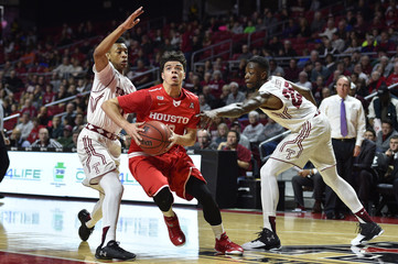 NCAA Basketball: Houston at Temple