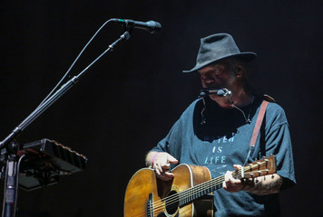Entertainment: Neil Young