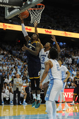 NCAA Basketball: Chattanooga at North Carolina