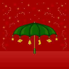ombrello natale