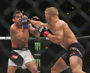 MMA: UFC Fight Night-Barao vs Dillashaw 2