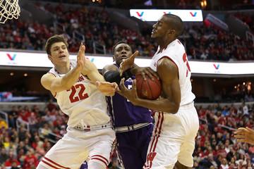 NCAA Basketball: Big Ten Conference Tournament-Northwestern vs Wisconsin