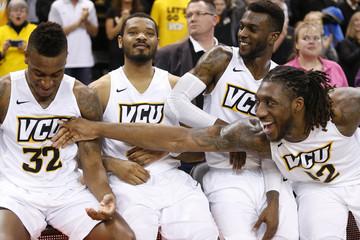 NCAA Basketball: Davidson at VCU