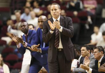 NCAA Basketball: Georgia at Texas A&M