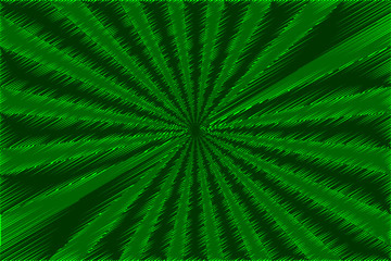 Striped abstract vector background - green, Scratches - abstract vector background, Abstract scribble background