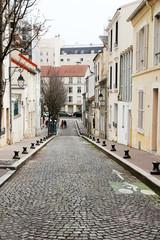 Paris - rue buot - quartier Butte aux Cailles