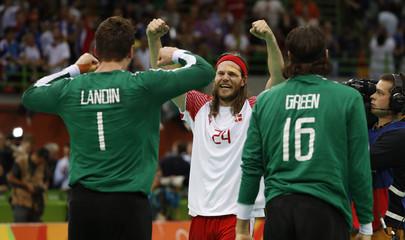 Olympics: Handball-DEN vs FRA