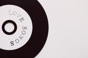 Love songs on cd