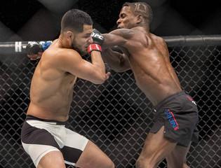 MMA: UFC Fight Night-Masvidal vs Larkin