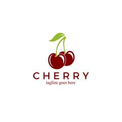Cherry juice logo