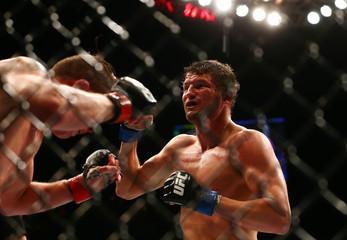 MMA: UFC 196-Elkins vs Skelly