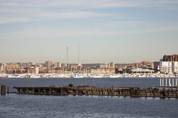 Baltimore, Maryland marina