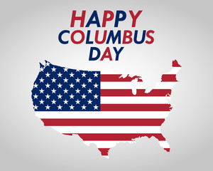 Holiday in the US Columbus Day