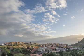 Agulo La Gomera Canary Islands