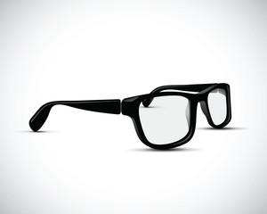 black glasses frames