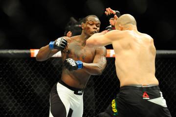 MMA: UFC Fight Night-Teixeira vs Saint Preux