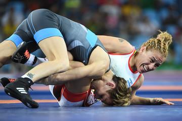Olympics: Wrestling