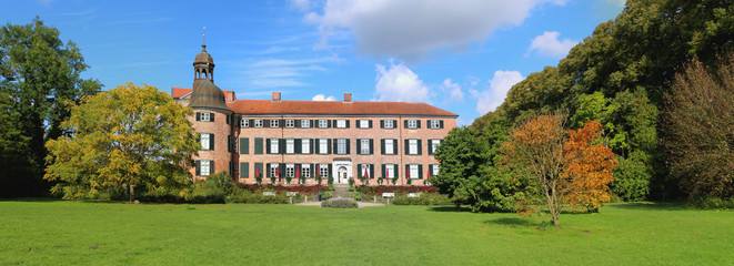 Schloss Eutin Panorama