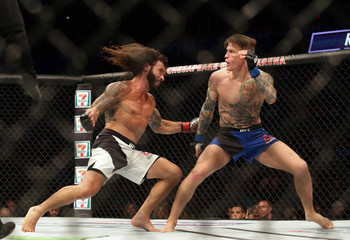 MMA: UFC Fight Night-Guida vs Kock