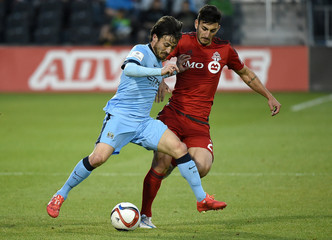 MLS: Manchester City at Toronto FC