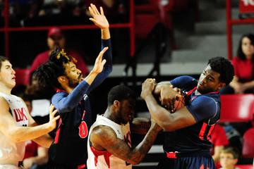 NCAA Basketball: Detroit at Western Kentucky